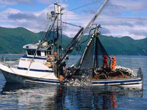 Alaska Fishing Boat Photo