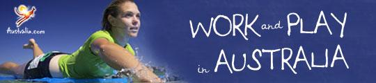 work australia banner