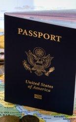 American Passport Photo