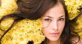 Fashion Model on Photo Shoot