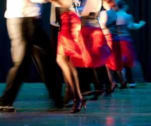 Show Dancers Photo