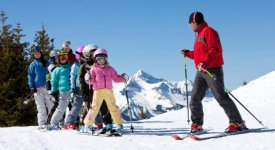 Ski Instructor Section Photo Button