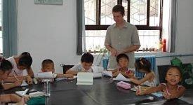 English Teaching Jobs Section Photo Button