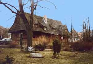 Mountain House in Poland Photo