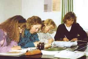 Teaching English in Budapest Photo
