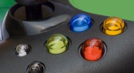 Video Game Controller Photo Button
