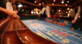 Casino Craps Table Photo