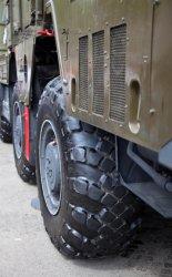 Iraq Trucking Photo