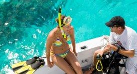 Scuba Diving Section Photo Button