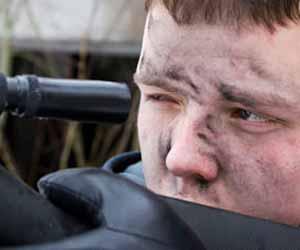 Police Sniper Photo