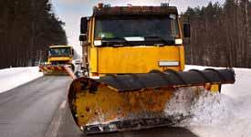 Snowplow Driver Photo Button