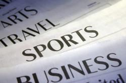 Sports Journalism Image