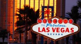 Famous Las Vegas Sign Photo