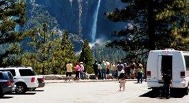 Tour of Yosemite NP Photo Button