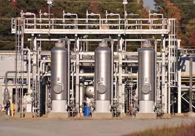 Natural Gas Facility Photo