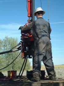 Oil Roughneck Worker Photo