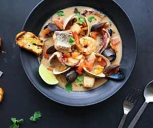 Munchary Seafood Stew Photo