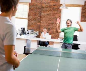 Why Employees Should Play More Games At The Office | JobMonkey.com