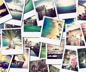 Travel Snapshots Collage