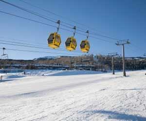 Snowmass Ski area Gondolas Photo