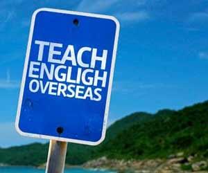 Here are Some English Teacher Job Listings