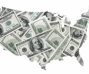 Money Map of United States