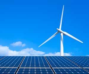 Renewable Energy - Wind Turbins and Solar Panels