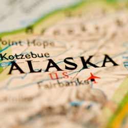 Alaska Map Image