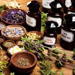 Aromatherapist Oils Photo
