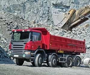 Driving a Dump Truck can be an Entertaining Way to Make Money