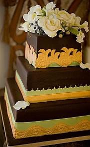 pastry chef cake photo
