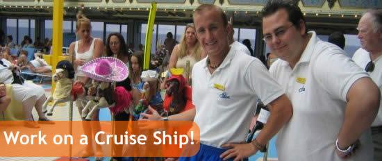 Cruise Ship Employees Photo