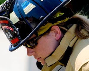 firefighter paramedic photo