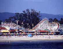 amusement park job photo - roller coaster