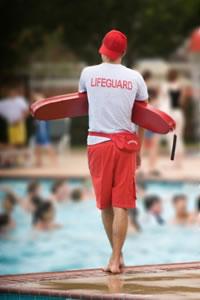 lifeguard job photo