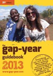 Gap Year Guidebook cover photo